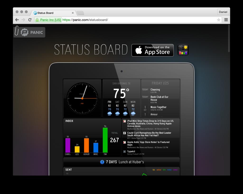 statusboard