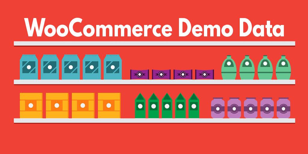 WooCommerce Demo Data