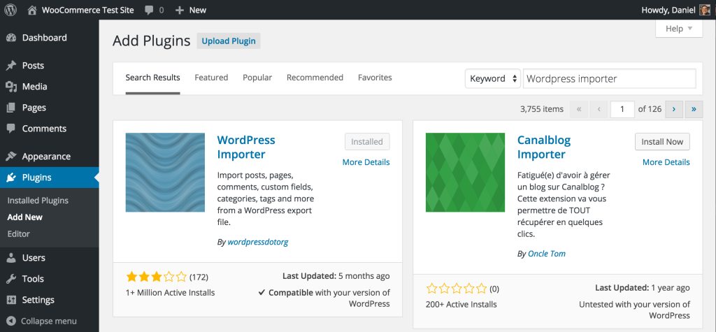 wordpress_importer