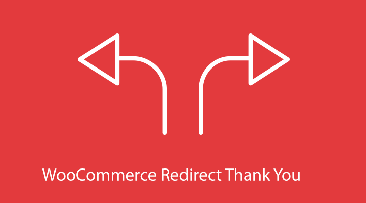 Woocommerce redirect thank you for Wp template redirect