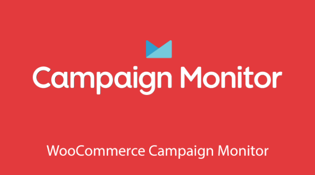 Campaign Monitor for WooCommerce