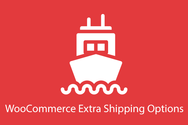 WooCommerce Extra Shipping Options