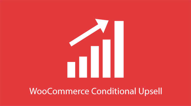 WooCommerce Conditional Upsell